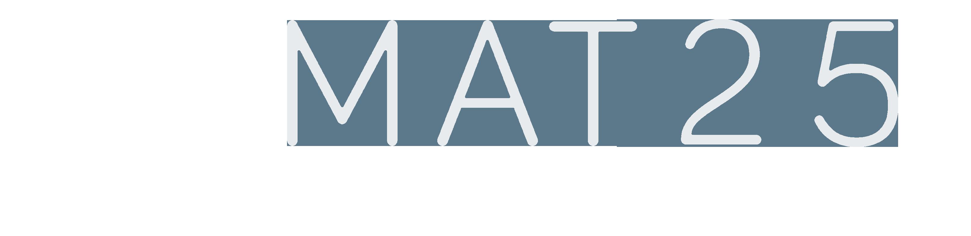 MAT25